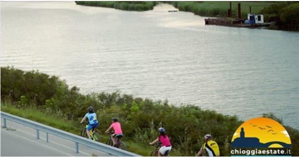 In bicicletta tra le foci di Brenta e Adige alla scoperta del millenario Bosco Nordio