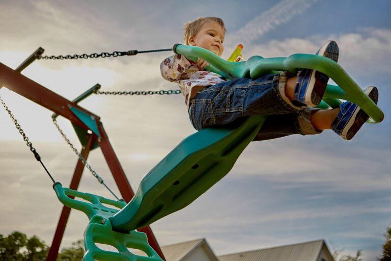 I parchi giochi per bambini