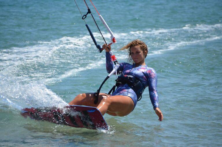 Kitesurf, il divertimento spettacolare