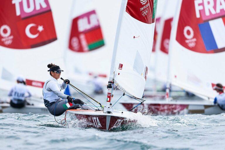 Olimpiadi di Tokyo. La velista chioggiotta Silvia Zennaro porta l'Italia in zona medaglie