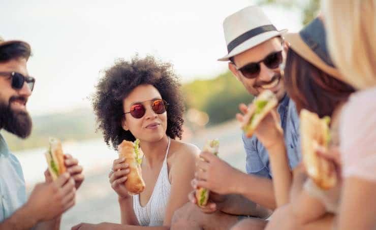 Cibi da spiaggia? Con i salumi Fontolan un'estate all'insegna della genuinità