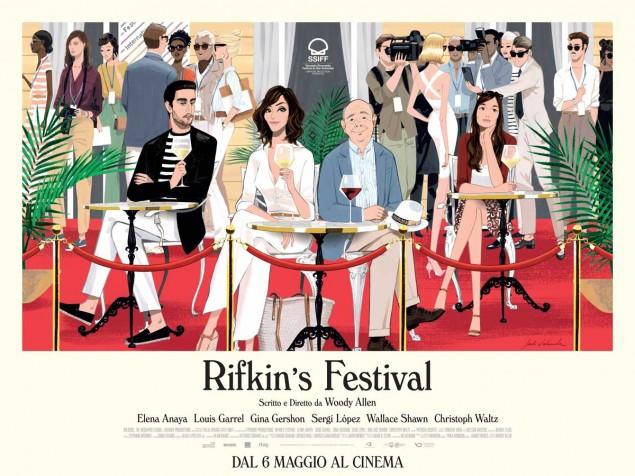 CINEMA D'A(MARE) – RIFKIN'S FESTIVAL
